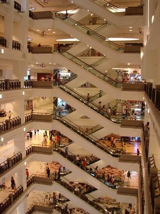 Matinya Industri Mall atau Death of Retail Yang Ada Di Texas Amerika Serikat